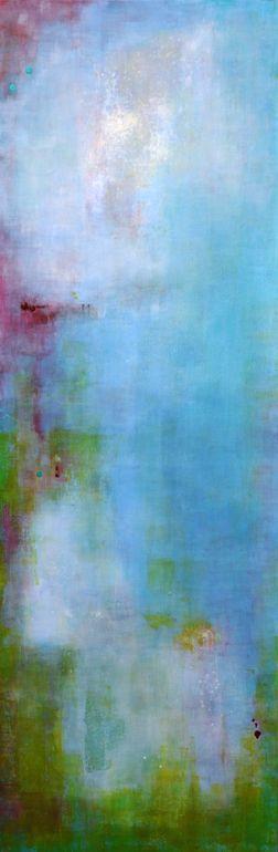 "Saatchi Online Artist: Ana Elisa Benavent; Acrylic, 2013, Painting ""Coming To Terms"""