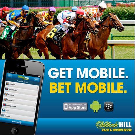 $200 bonus bet at William Hill sports betting online!
