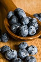 Blueberries can survive in Phoenix's desert climate.