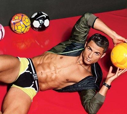 Parabéns Cristiano Ronaldo!