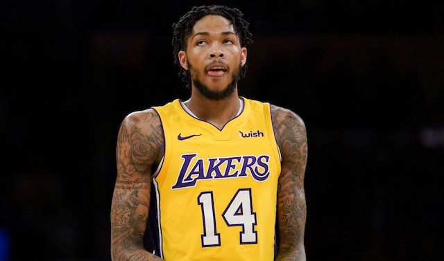 Brandon Ingram Says Mounting Losses Are Depressing Because Lakers Believe They Re Better Than Last Year Brandon Ingram Ingram Lakers