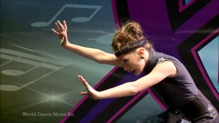 Dance moms - Stay With Me - audioswap