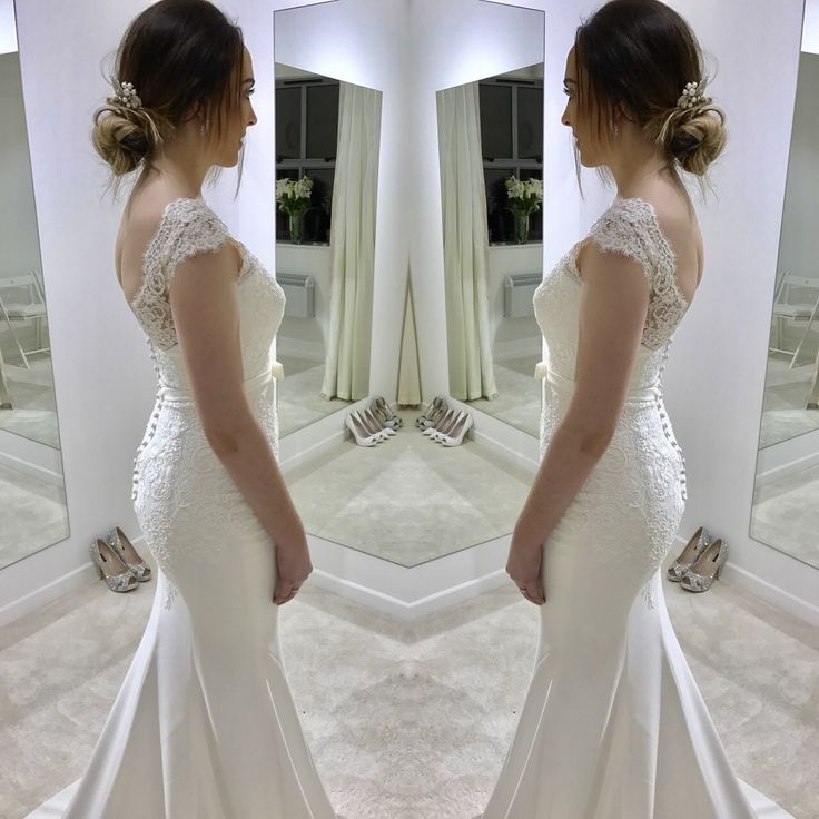 Yuriana by White One Barcelona at Zadika Bridal