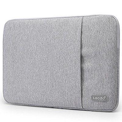 "Waterproof Laptop Case Bag Notebook Apple MacBook Pro 13.3"" Retina Display Gray"
