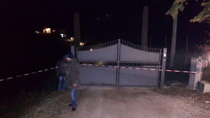 Uppiano di Città di Castello, omicidio-suicidio poliziotto uccide moglie poi si spara [GUARDA LE FOTO]
