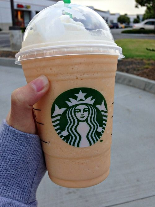 Pumpkin Spice Frappuccino! Absolutely delicious!