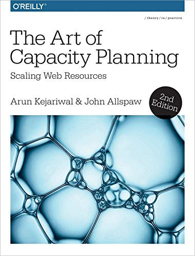 the art of capacity planning scaling web resources pdf download