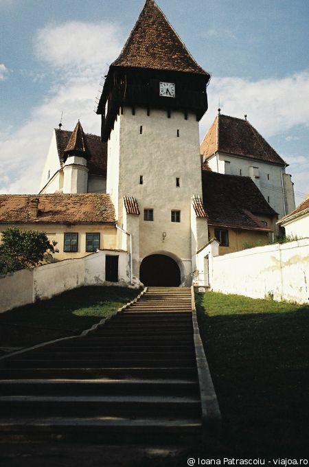 Bazna, Transilvania. Romania