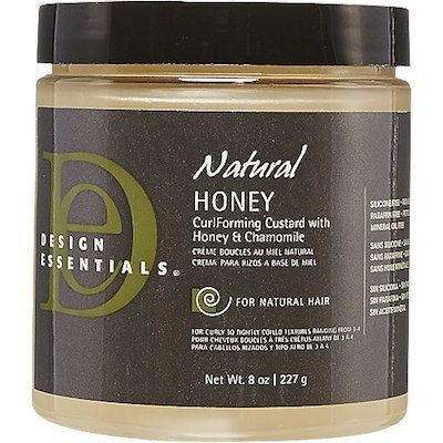 Design Essentials Natural HONEY CurlForming Custard with Honey & Chamomile