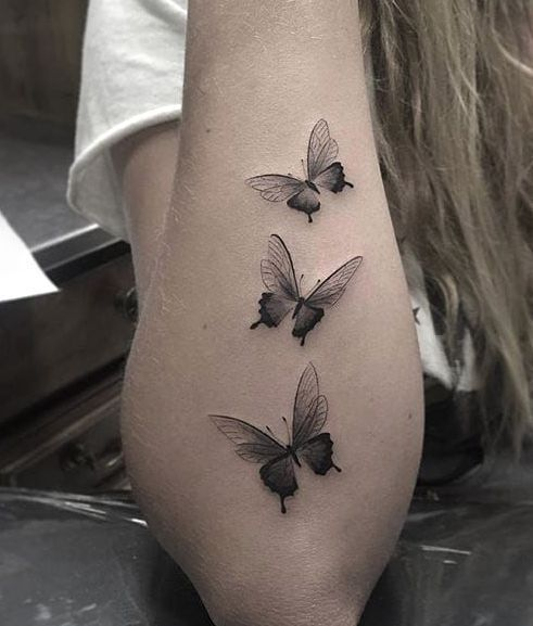 #tattoo #butterfly