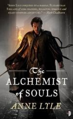 """The Alchemist of Souls(Night's Masque trilogy) by Anne Lyle  -      """"Anne Lyle creates an alternate Elizabethan England done right. A world where history meets fantasy in the streets, and where neither emerges unscathed. With a twisting plot, endearing characters, fast-paced action, and truly unique and alien """"fey""""... No wilting faerie queens and tortured knights here: this is how historical fantasy gets dirty."""" ~Douglas Hulick, author of """"Among Thieves"""" #books #fantasy #goodreads"""