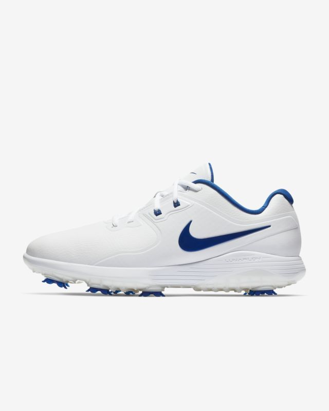 super popular 52bbf 4fa02 Nike Vapor Pro Men s Golf Shoe   White Indigo Force