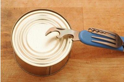 Vidéo: comment ouvrir une conserve sans ouvre-boîte