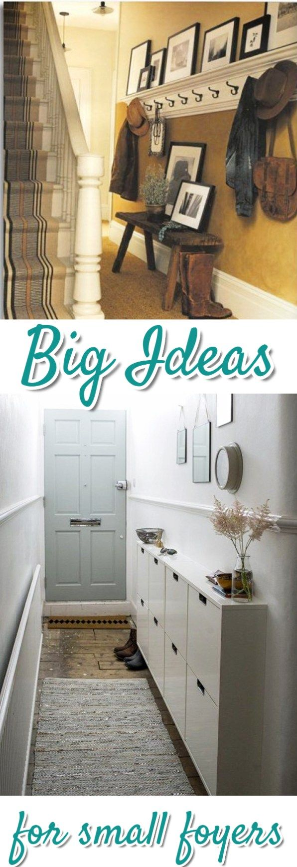 Foyers And Entryways Ideas : Best small foyers ideas on pinterest entrance decor