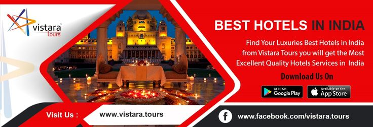 Chance to get up to 40% off on Online Hotel Booking. Vistara Tours providing you Coolest Offers on Online Hotel Booking, Flights Booking, Travel Packages, Hotel in Manali, and hotel in Shimla. To know more about Hotel Booking and Flight Booking contact us on 7355552198, 7355552199