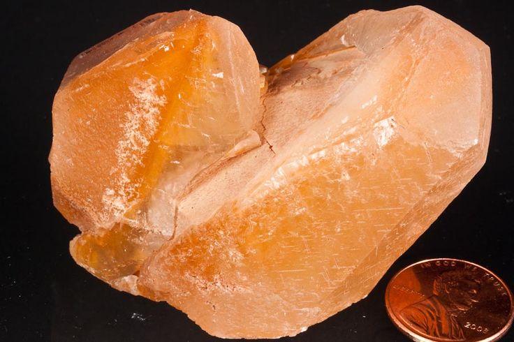 Calcite Llugarin, Asturias, Spain