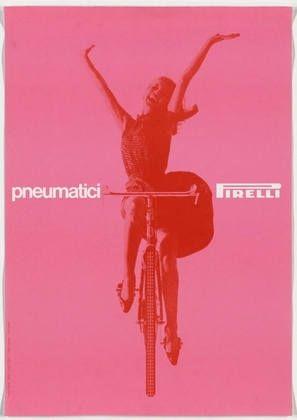 MoMA | The Collection | Massimo Vignelli. Pneumatici Pirelli. 1963