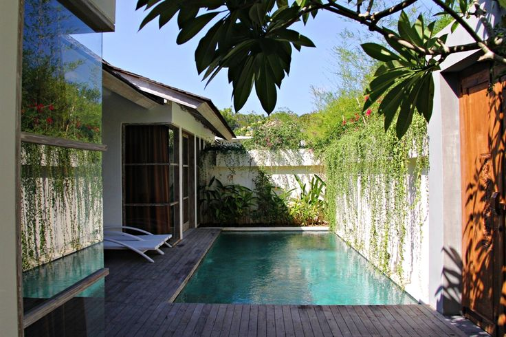 2 bedroom private pool #villa at The Decks Bali, Legian. #Bali #holiday #vacation #privatevilla