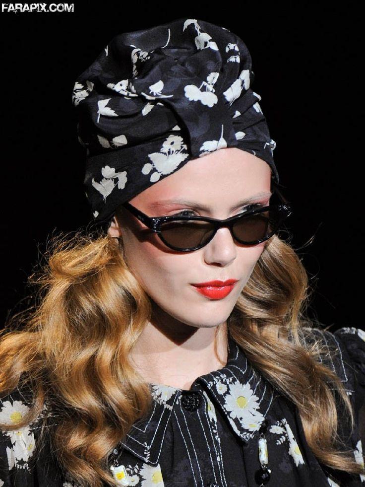 Платки на голову, как завязать красиво., Личные дневники
