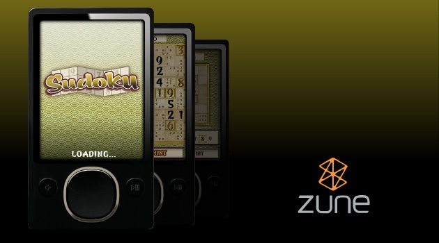 When Zune decided they wanted to add MSN Games Hexic to their music players, they turned to Plexipixel for design production, user experience consultation, and interface design. We were thrilled when we were also asked to create original assets for Zune Sudoku, and knew we needed to make a version of the game that would stand apart from countless clones.