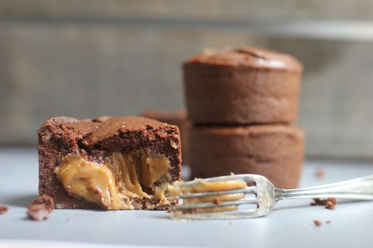 Caramel Explosion Brownie Cakes | The Source Bulk Foods