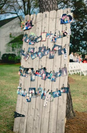 If you are looking for some great Rustic Wedding Decor check this out!