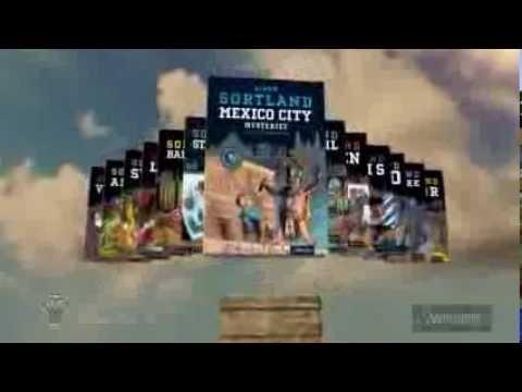 Bjørn Sortland - Mexico City-mysteriet