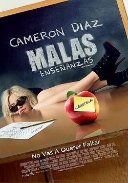 BAD TEACHER - MALAS ENSEÑANZAS. (2.011)