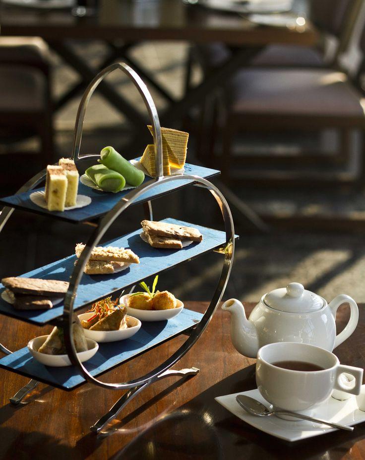 Afternoon tea at its best. #afternoontea #sakalaresort #sakalabali #sakalabeachclub