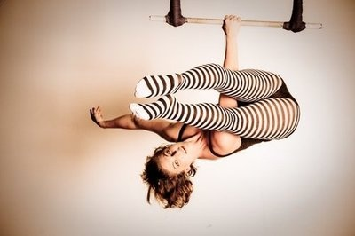 trapeze - I want to be this strong some day...