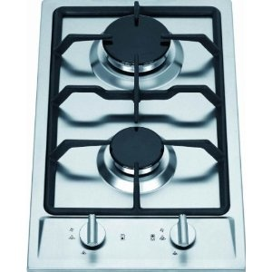 #6: Ramblewood high efficiency 2 burner gas cooktop(Natural Gas), GC2-43N