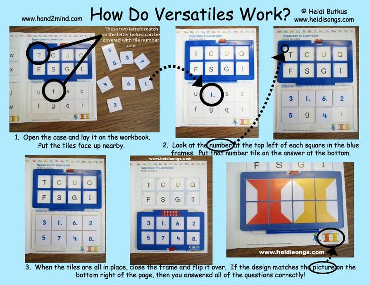 28 best VersaTiles images on Pinterest | School stuff, Schools and ...