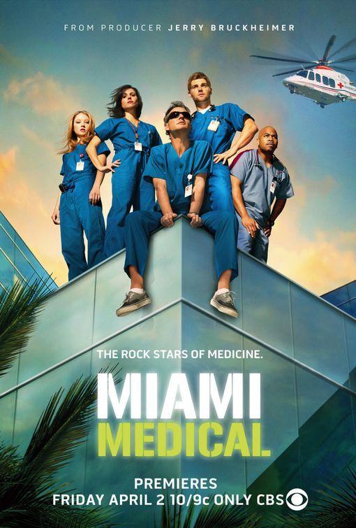 miami medical tv show canceled