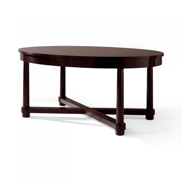 Barbara Barry Oval Dining Table   Baker Furniture   Toms Price Furniture    Rugs