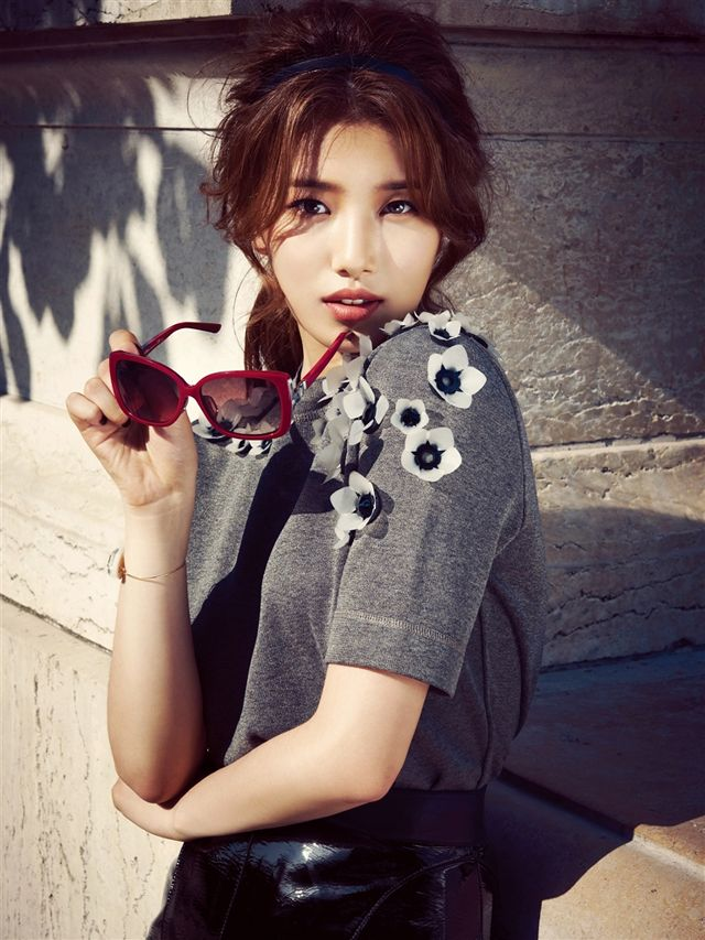 Miss A Suzy - Harper's Bazaar Magazine August Issue '13