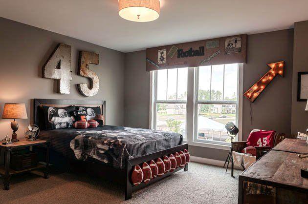 Teenage Boy's Bedroom                                                                                                                                                      More