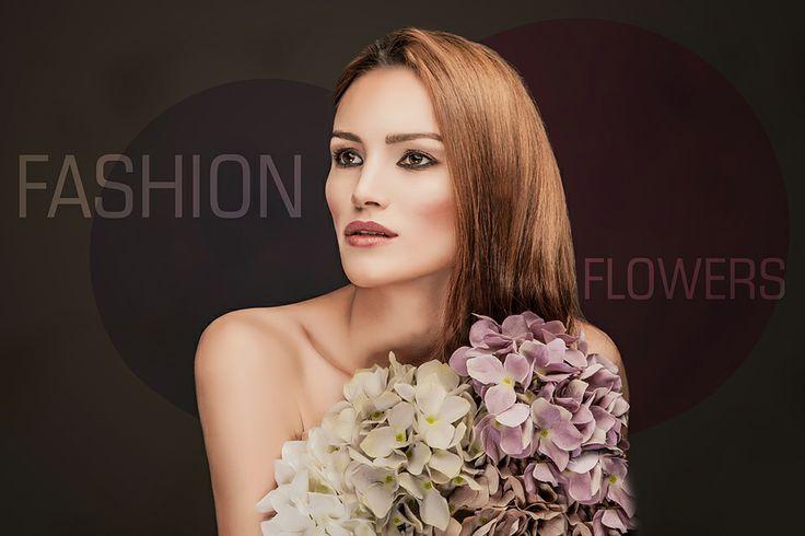 Fashion Flowers Fashion Books Photography www.fashionbooks.ro