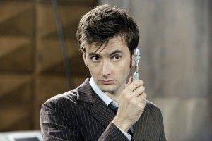 「21世紀最高のテレビキャラクター」発表、1位は10代目ドクター・フー
