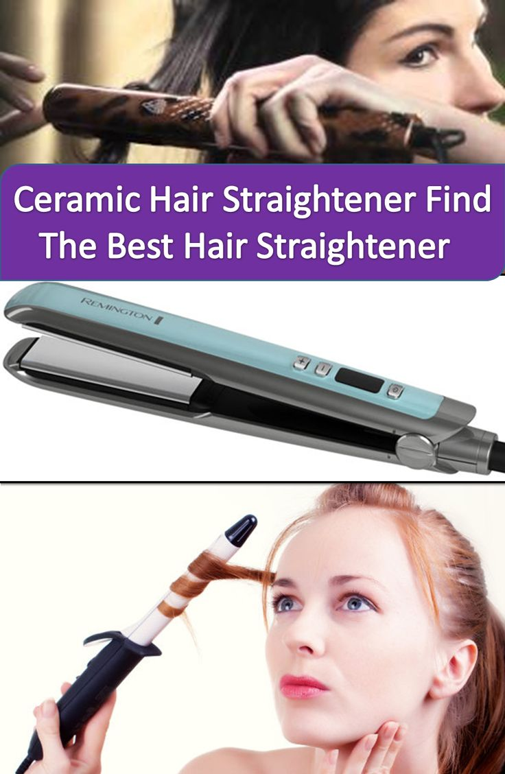A hair straightener is a device that is used to bring ...