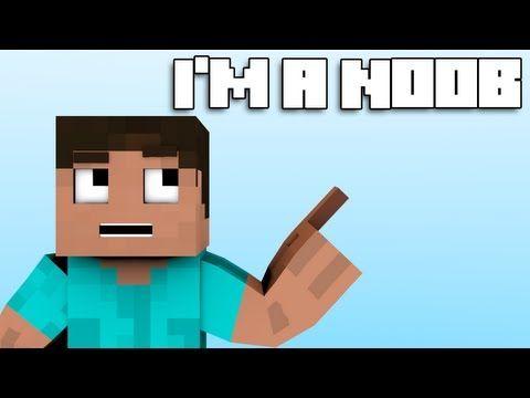 """I'm a Noob"" – Minecraft Parody of Fun's Some Nights (Music Video) http://minecraft.topdog812.com"