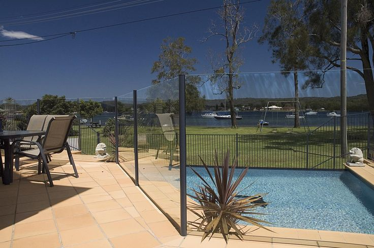 1000 ideas about aluminium fencing on pinterest steel for Pool design newcastle
