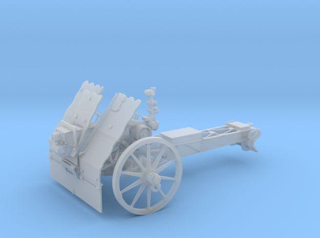 WIP 7.5 cm le.IG 18 German gun 1:48