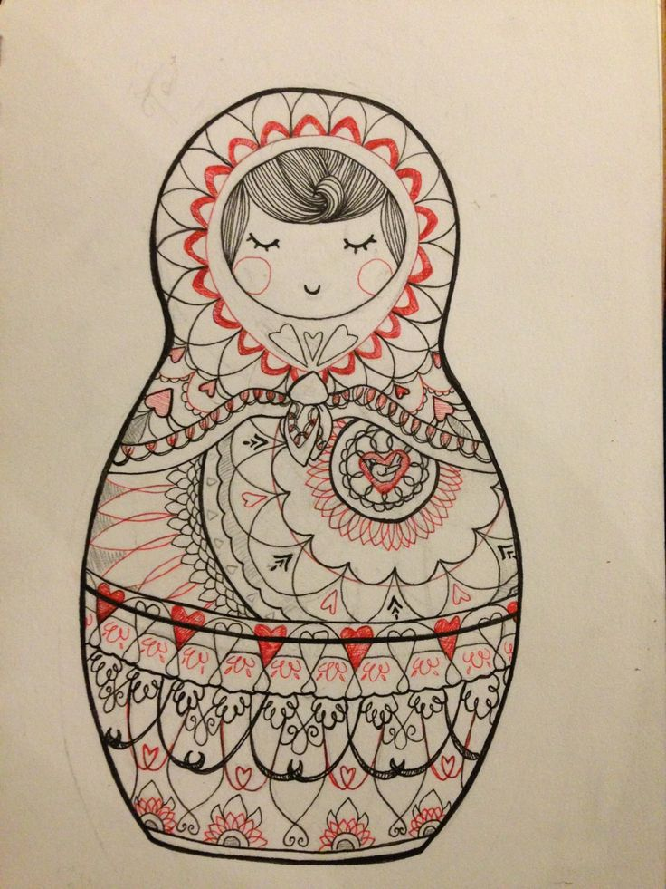 (5) russian nesting doll | Tumblr