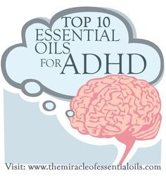 Discover 10 essential oils for ADHD to help quell symptoms, improve mental health and get ADHD under control! Hyperactive, low concentration span, being fid