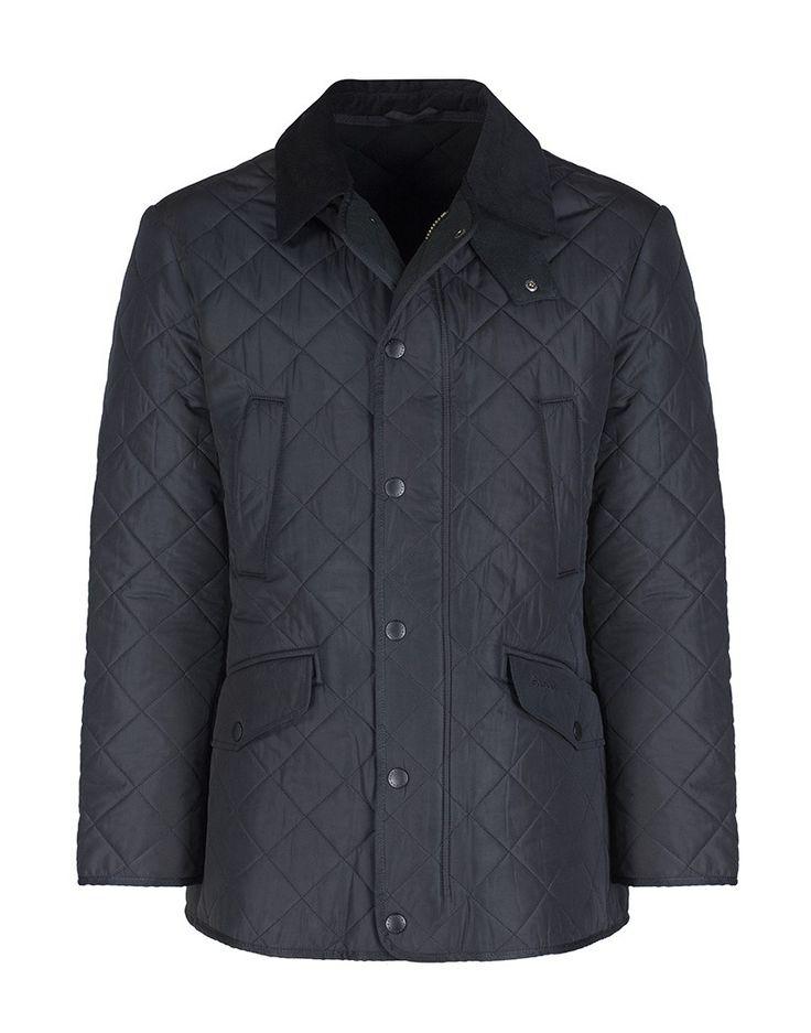 Barbour Men's Bardon Quilt Jacket - Black MQU0068BK11 (D3774BK) | Country Attire - G's new jacket 🙂