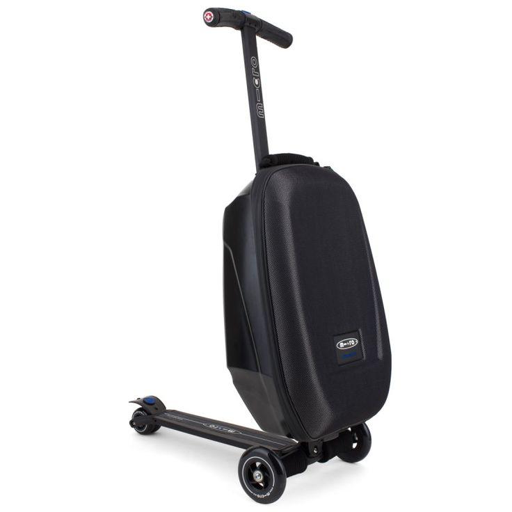 Micro Scooter Samsonite Micro Luggage 3 in 1 #backtoschool