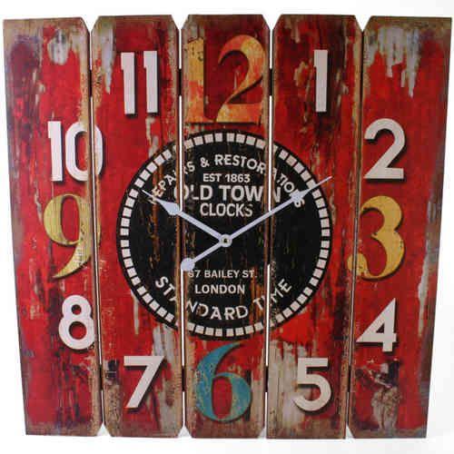 Large clock, Big clock, Old Town Square Wall Clock - Needful Things UK