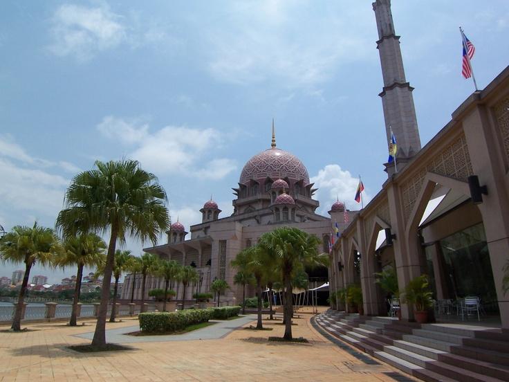 Putrajaya. Malaysia.