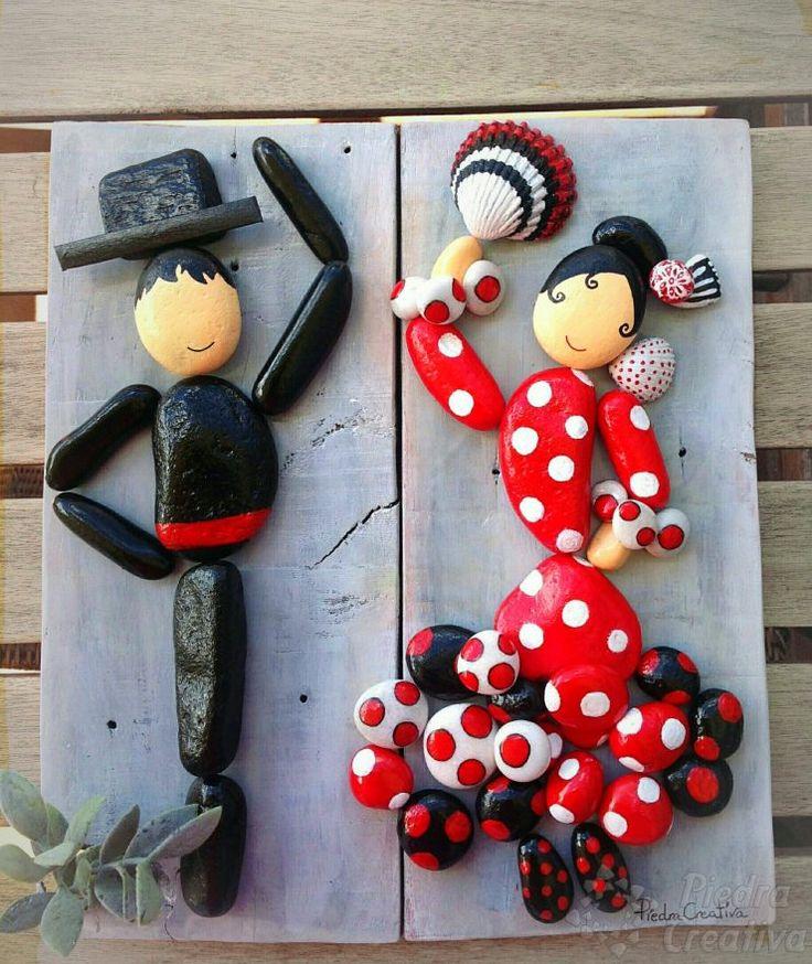 танцоры фламенко в PiedraCreativa