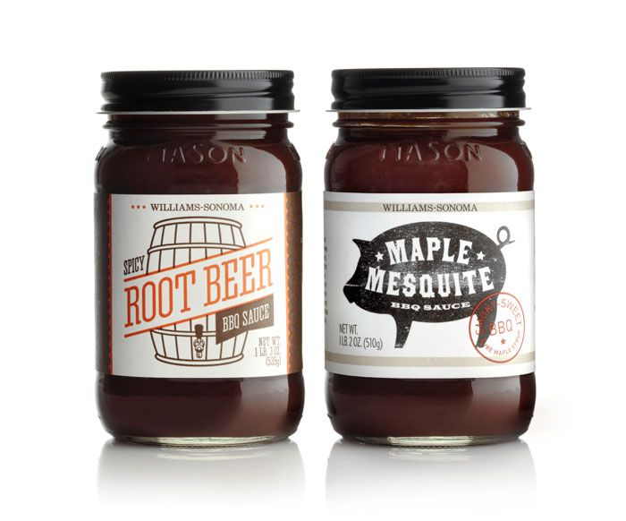 Their packagings are beautiful! Brand Spotlight:Williams-Sonoma - The Dieline -